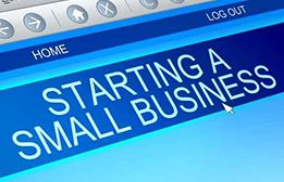 Small business start up services